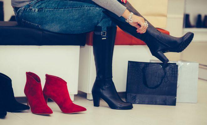 COMMENT PORTER DES BOTTES POUR FEMME CET HIVER ?